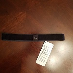 Lululemon Headband NWT